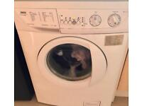 Zanussi washing machine - 1621 w - inc wool, delicate & quick wash