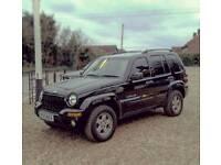 Jeep Cheroke 3.7 V6 Auto 2004