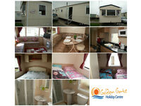 3 Bed Caravan to hire, Golden gate holiday park, Towyn