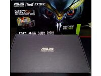 Asus GTX 980 Strix (Like New)