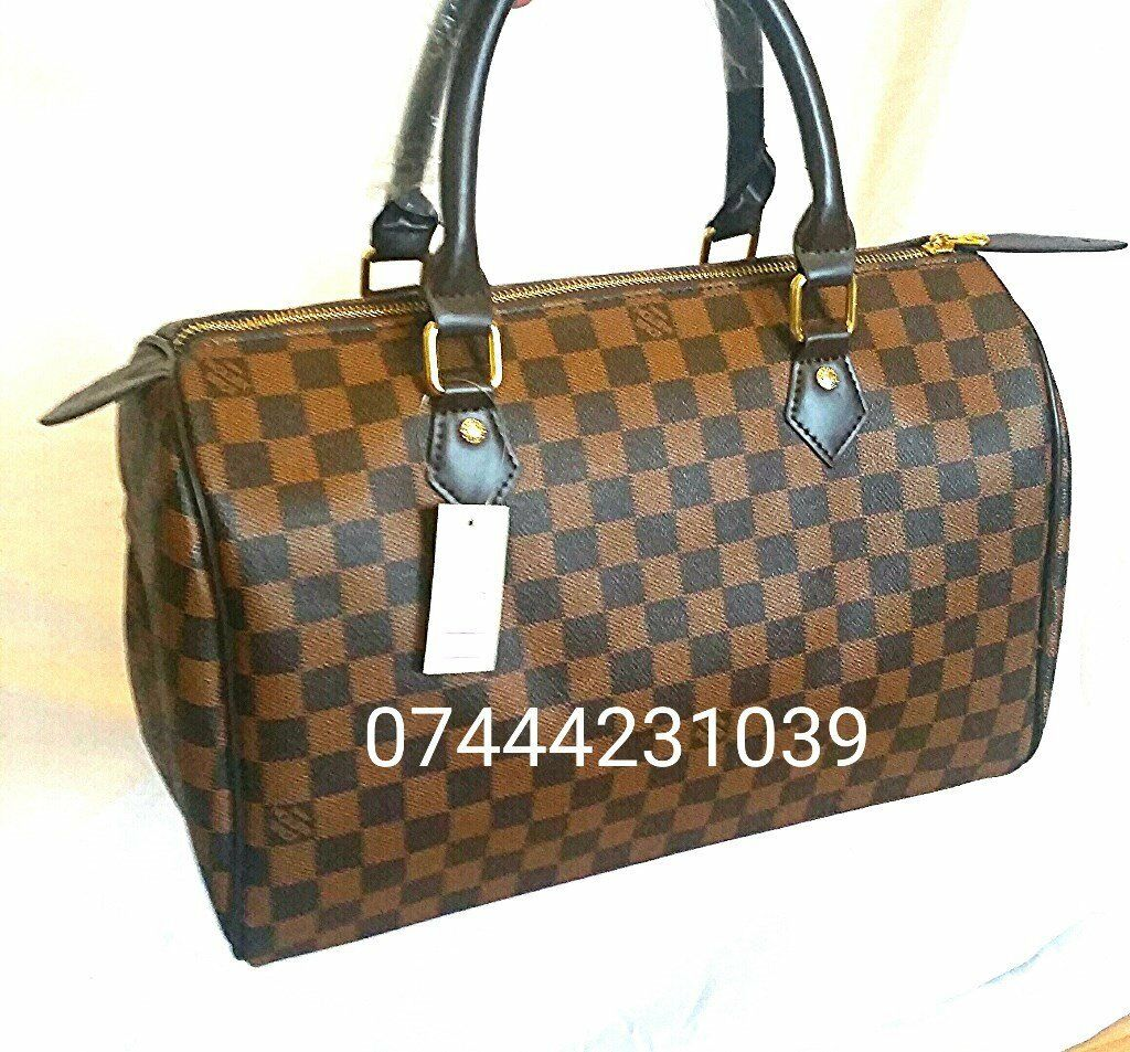 Ladies Lv bag Speedy Louis Vuitton neverfull handbag £45