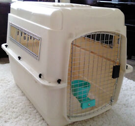 Aeroplane Dog Kennel (Airline approved)