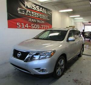 2013 Nissan Pathfinder PLATINUM 4WD ONE OWNER/NEVER ACCIDENTED/P