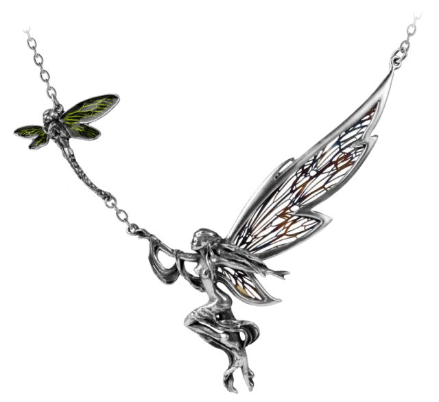 GENUINE Alchemy Gothic Pendant - A Fairy's Dream | Ladies Fashion Necklace
