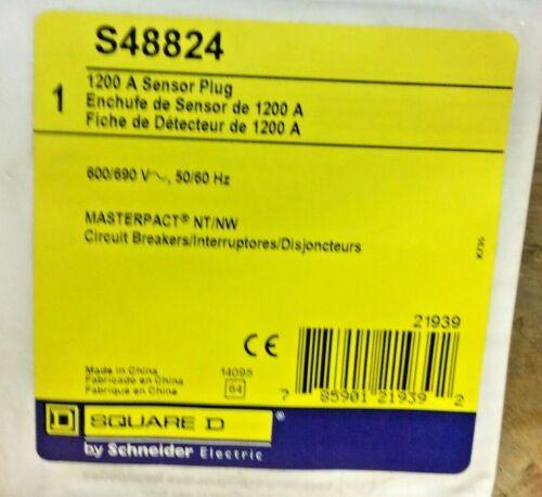 Square D 1200A Sensor Plug, S48824