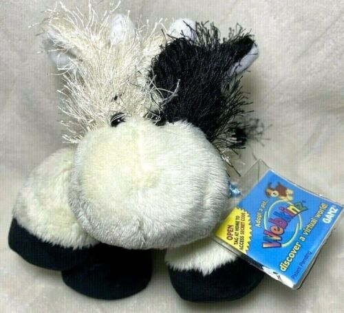 Webkinz Cow, New with sealed code tag, HM003, Smoke-Free, Ships out fast!
