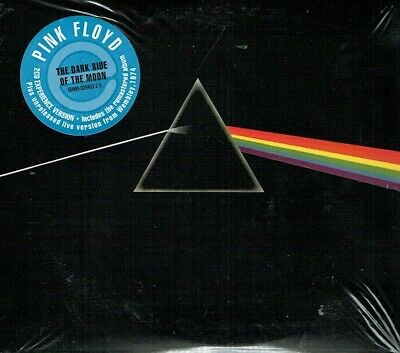 Pink Floyd The Dark Side Of The Moon - Experience Edition 2 CD Set Free
