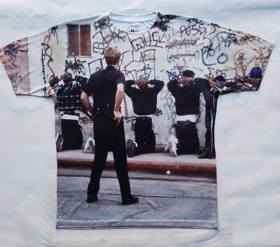 Colors Gang Sublimated T Shirt LA california westcoast 90s legend movie OG
