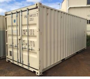 shipping container 20ft in new south wales gumtree australia free local classifieds. Black Bedroom Furniture Sets. Home Design Ideas