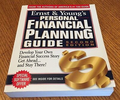 The Ernst And Young S Personal Financial Planning Guide   Take Control Software