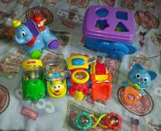 Fisher Price Toddler Toy Lot