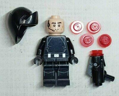 Lego Star Wars DEATH STAR GUNNER minifigure Imperial Trooper mini figure 75034