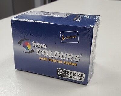 Zebra 800015-440 YMCKO Ribbon for P310i P320i P330i P420i P520i Printers for sale  Shipping to Nigeria