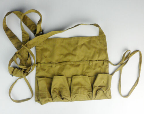 Chinese Army Cotton Bag Pack Pouch