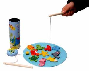 NEW Kaper Kidz - Magnetic Fishing Game Set in a Tin $12.95 Aubin Grove Cockburn Area Preview