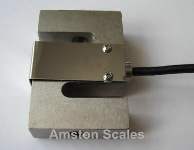 S-TYPE LOAD CELL U PICK SIZE 50,100,250,500,1000,2000,3000 HANGING CRANE SCALE