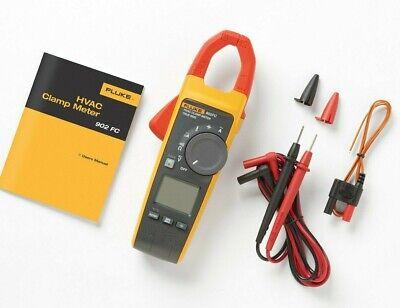 Fluke 902 Fc True-rms Hvac Clamp Meter With Fluke Connect