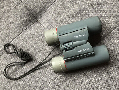 Goldline Binoculars 12x35 4.4 Adjustable Focus