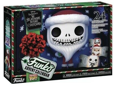 Funko Pocket Pop Nightmare Before Christmas Advent Calendar (2020) IN STOCK
