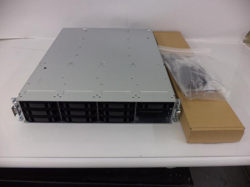 HP E7W01SB MSA 1040 2-port 1G iSCSI Dual Controller LFF Storage - NOB