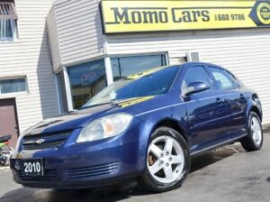 2010 Chevrolet Cobalt LT! Clean Carproof! Only $79/bi-weekly!