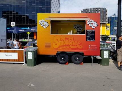 FOOD TRAILER FOR SALE MOBILE FOOD VAN FOOD TRUCK Yarraville Maribyrnong Area Preview