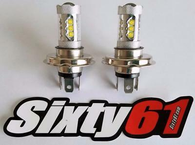 Ski-Doo MXZ 440 583 670 LED Headlight Bulb 1996-1999 2000 HID White High Power