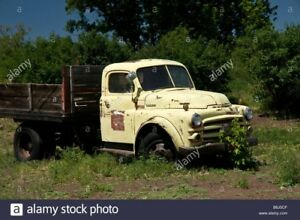 I'm looking for a old truck  1930 to 1950