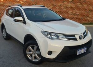 2013 Toyota RAV4 2wd ZSA42R GXL Automatic Low Kms $17,990 Victoria Park Victoria Park Area Preview