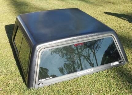 Fibreglass Canopy Holden/colarado Rodeo Dmax Morayfield Caboolture Area Preview