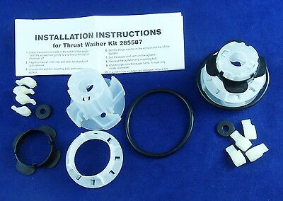 Washer Agitator Dogs Cam Kit 285811 for Whirlpool Kenmore  New 2 Pack