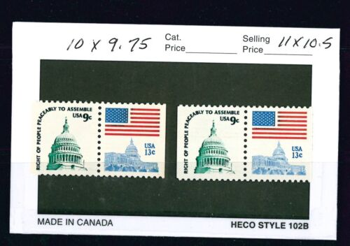 US Scott # 1623Be Joint Pair 1590A & 1623B & 1590 & 1623 / 1623D Joint Pair MNH