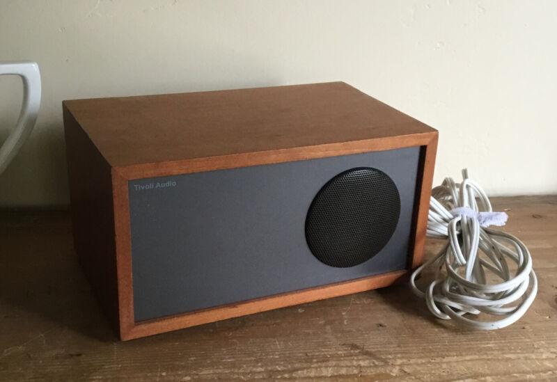 Tivoli Audio Stereo Table Radio Extension Speaker ONE