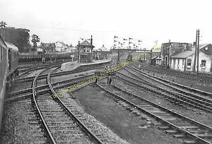 Carstairs Railway Station Photo. Caledonian Railway. (6)