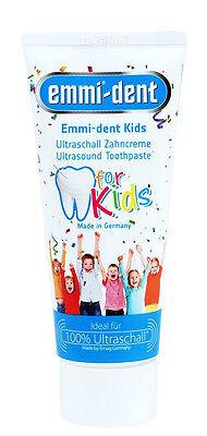 Emmi-dent Kids - Ultraschall Zahncreme für Kinder