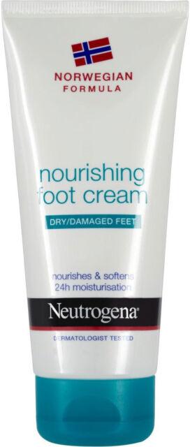Neutrogena Norweigian Formula Nourishing Foot Cream (100ml)