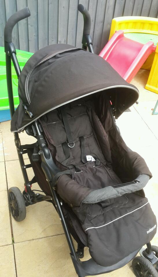 Mothercare curv buggy