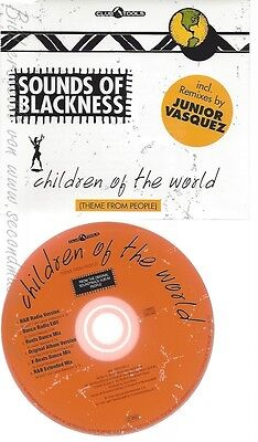 CD--SOUNDS OF BLACKNESS -- --- CHILDREN OF THE