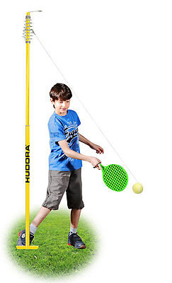 Hudora Garten Twist Swing Reflex Tennis Tennisset 76171 Twistball Twistballset