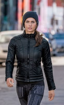 New The North Face Womens Shinsky Reversible Black Beanie One Size