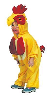 Hahn Kinder Kostüm als Vogel verkleiden zu Karneval Fasching