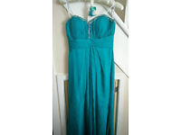 Crystal Breeze Prom Dress / Ball Gown
