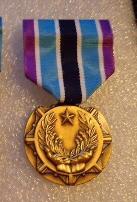 DEPARTMENT OF THE ARMY, CIVILIAN AWARD FOR HUMANITARIAN SERVICE  MEDAL,LARGE