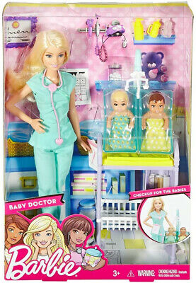 Barbie Career Playset Doll & Accessories - Choose Career