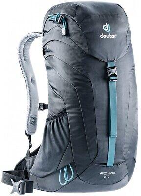 e3ce9ef9a4b4e Backpack Trekking Hiking Camping Deuter AC Lite 18 Black