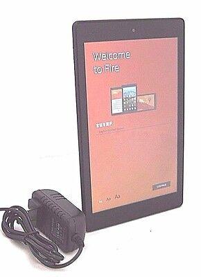 Amazon Kindle Fire  HD8, 6th Gen 16GB - (SCRATCHES) Black  47-7C