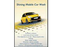 SHINING MOBILE CAR WASH