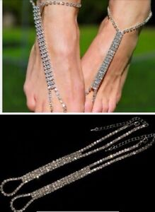 Anklet foot chain