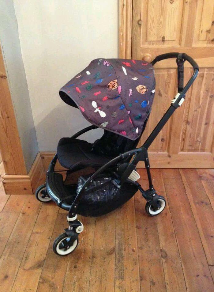 Bugaboo Bee Plus Limited Edition Andy Warhol Happy Bugs