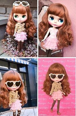 "Takara CWC Shop Limited 12"" Neo Blythe Doll Monique Magnifique ~ Japan Version ~ on Rummage"